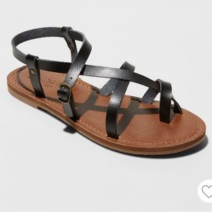 Lavinia Toe Wrap Thong Sandals from Target